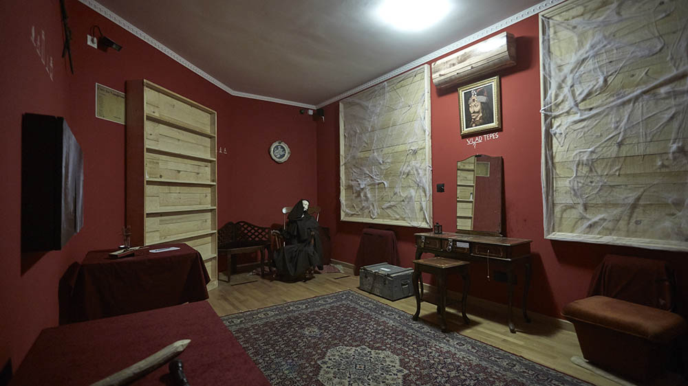 Dracula S Chambers Escape Room For Sale